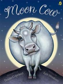 Moon Cow - English and Mandarin