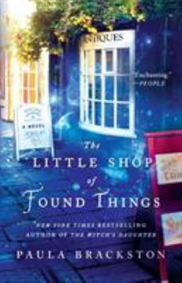 The Little Shop of Found Things - A Novel