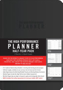 The High Performance Planner Half-Year Pack - 3 Planners = 6-Month Supply