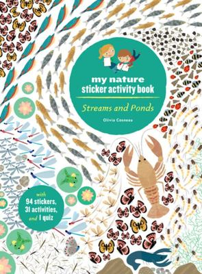 Streams and Ponds - My Nature Sticker Activity Book