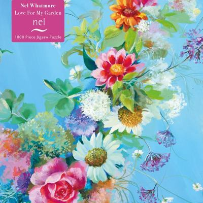 Adult Jigsaw Nel Whatmore: Love for My Garden - 1000 Piece Jigsaw