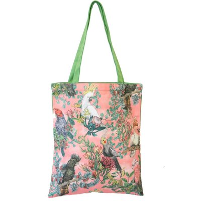 Cockatoos of Australia tote