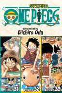 One Piece (3-in-1) Vol. 11 (31, 32, 33)