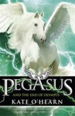 Pegasus and the End of Olympus #6