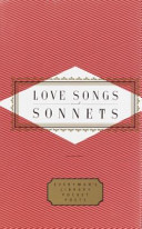 Love Songs and Sonnets