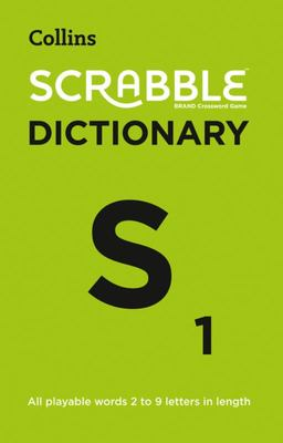 Collins Scrabble Dictionary (HB) 5th Edition