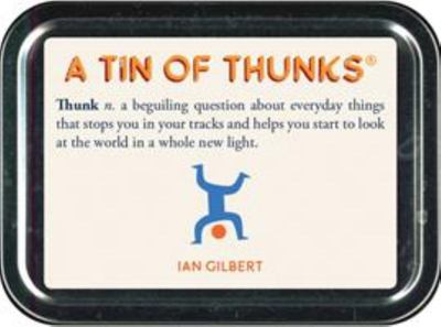 A Tin of Thunks (includes 54 Cards, Downloadable List of Games and Activities)