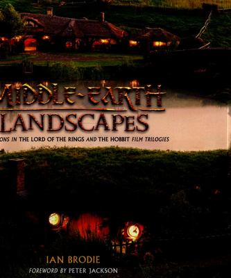 The Middle-Earth Landscapes - Locations in the Lord of the Rings and the Hobbit