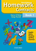Homework Contracts Book 1 3E - Oxford