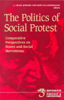 The Politics of Social Protest - Comparitive Perspectives on States and Social Movements