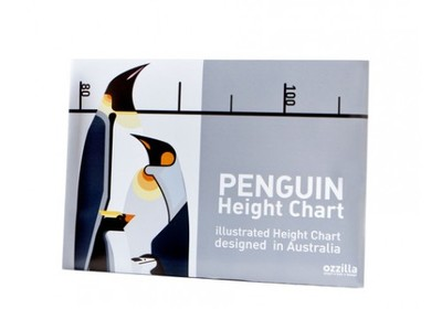 Penguin Height Chart