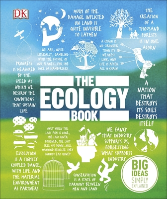 The Ecology Book (Big Ideas Simply Explained)