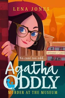 Murder at the Museum (Agatha Oddly #2)