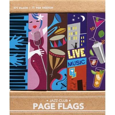 Page Flags - Jazz Club