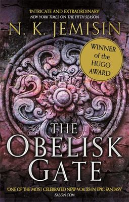 The Obelisk Gate (The Broken Earth #2)