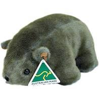 Small Wombat Australian Made 56-AB61