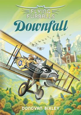 Downfall (Flying Furballs #8)