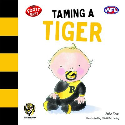 Taming a Tiger (Footy Baby) Richmond