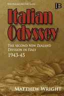 Italian Odyssey - The Second New Zealand Division in Italy, 1943-45