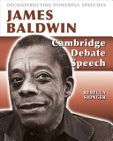 James Baldwin - Cambridge Debate Speech