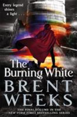 The Burning White  (#5 Lightbringer)