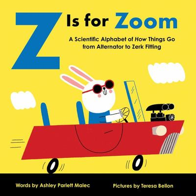 Z is for Zoom - An Automotive Alphabet from Alternator to Zerk Fitting