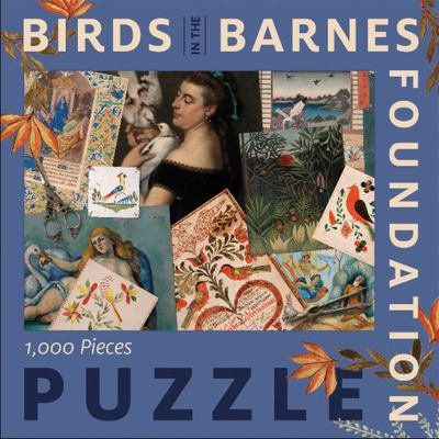 Birds in the Barnes - 1,000-Piece Puzzle