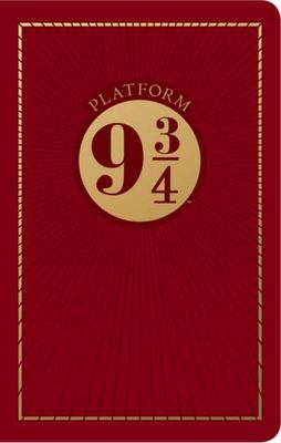 Harry Potter - Platform Nine and Three Quarters Travel Journal