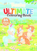 Disney Bunnies: Ultimate Colouring Book