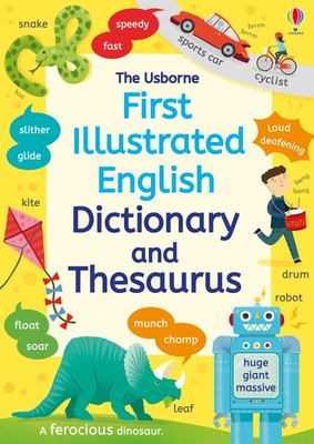 First Illustrated Dictionary and Thesaurus (Usborne)