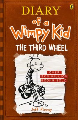 The Third Wheel (#7 Diary of a Wimpy Kid)
