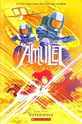 Supernova (#8 Amulet)