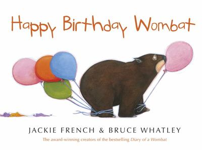 Happy Birthday Wombat (HB)
