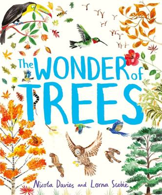 The Wonder of Trees (Children's HB picture book)