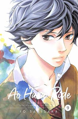Ao Haru Ride, Vol. 9