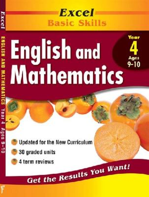 Year 4 English & Mathematics - Excel Basic Skills (Ages 9-10)