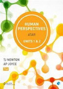 Human Perspectives ATAR Units 1 & 2 7Ed with code OLD ED  - Cengage