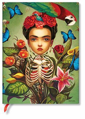 Paperblanks  Frida Journal (Ultra Lined)