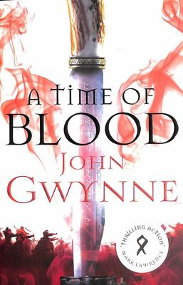 A Time of Blood (#2 Of Blood and Bone)