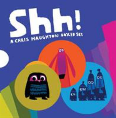 Shh! A Chris Haughton Boxed Set (Board Book)