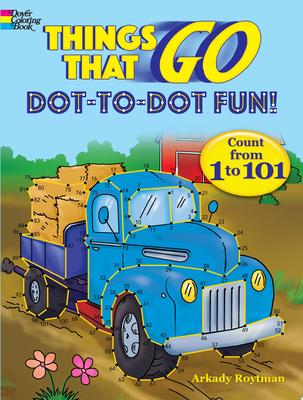Things That Go Dot-To-Dot Fun - Count from 1 To 101!