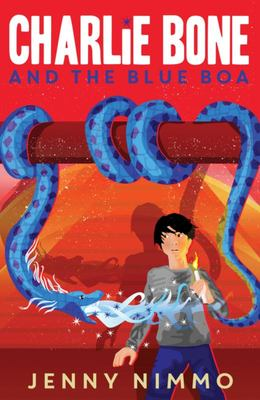 Charlie Bone and the Blue Boa (Children of the Red King #3)