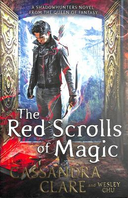 The Red Scrolls of Magic (#1 Eldest Curses)