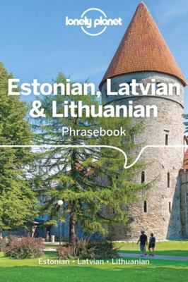 Estonian, Latvian and Lithuanian Phrasebook and Dictionary  4