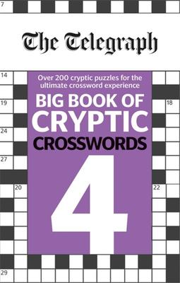 The Telegraph Book of Cryptic Crosswords