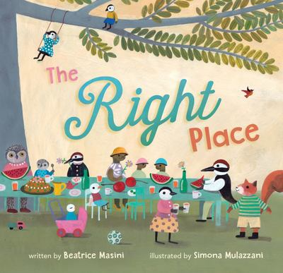 The Right Place (PB)