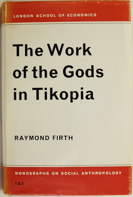 The Work of the Gods in Tikopia