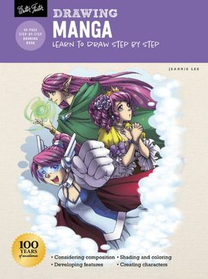 Drawing: Manga - Learn to Draw Step by Step