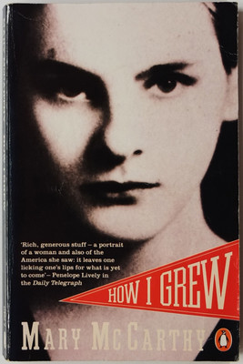How I Grew - A Memoir of the Early Years