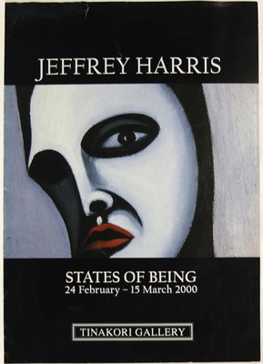Jeffrey Harris: States of Being 24 February - 15 March 2000